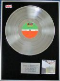 Led Zeppelin - Platinum Disc LP - Led Zeppelin 11